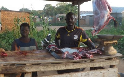 BUTCHER BUSINESS BOOSTED